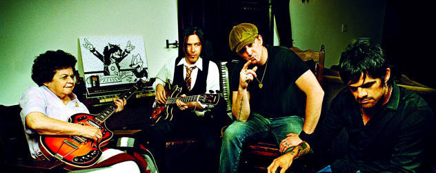 Queens Of The Stone Age anno 2007