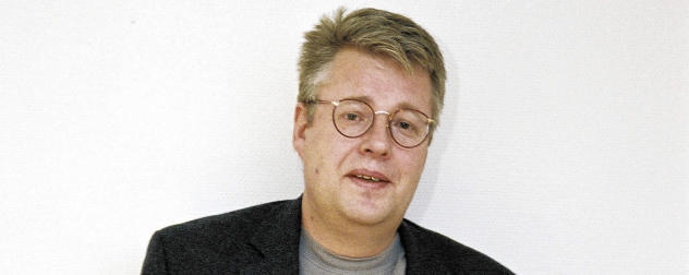 Stieg Larsson havde en svaghed for science fiction. Arkivfoto