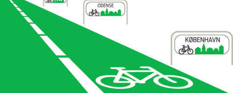 Super highways for cyclists
