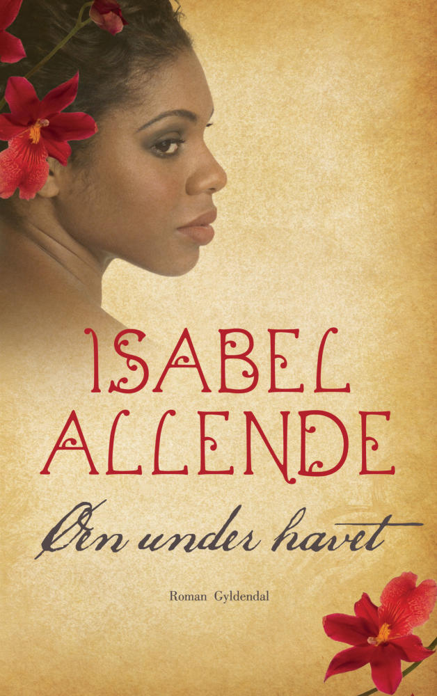 isabel allende øen under havet